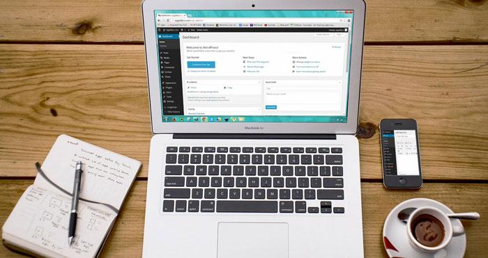 Creare siti web con WordPress per piccole imprese