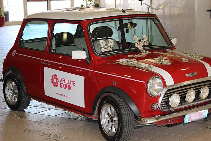 Affiliate Expo Mini Cooper